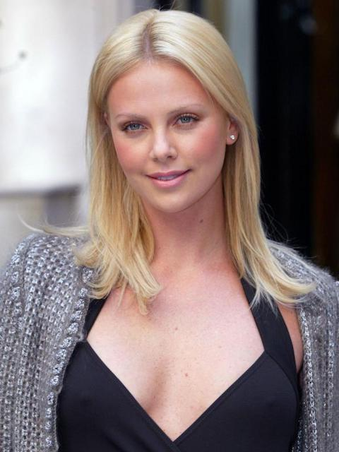 Charlize Theron - True Beauty of the French spirit