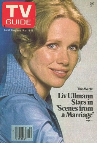 Ms. Liv Ullmann - picture loading